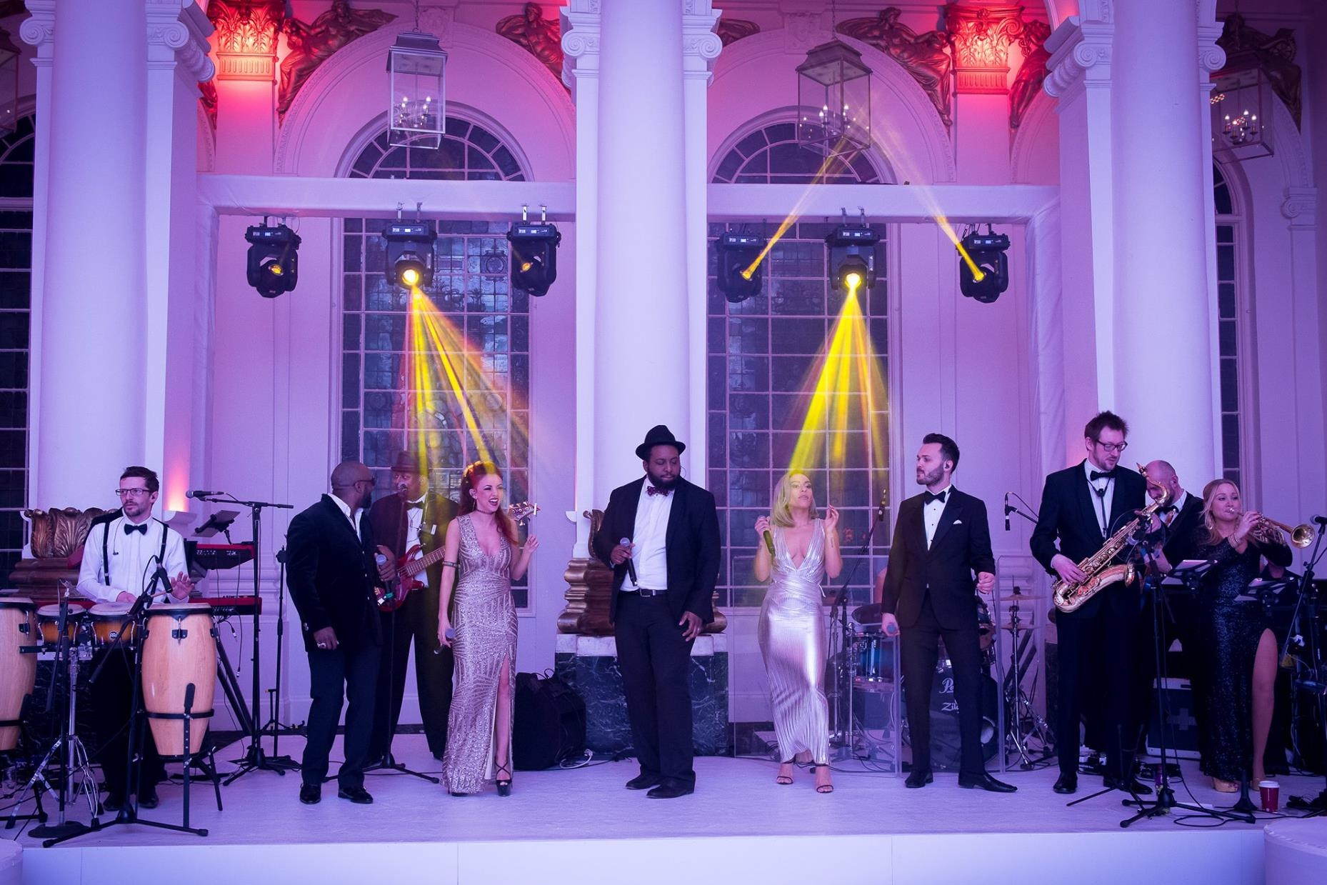 What's the best way to end a wedding? - Aside from opening the dance floor, the last song at a wedding can be one of the most emotional. Whether you want everyone swaying to something slow or jumping up and down it's important to pick the perfect final song for your wedding. TOTEM can help you pick the perfect song to end the night on a high with a dance floor full of the people you love celebrating with you.