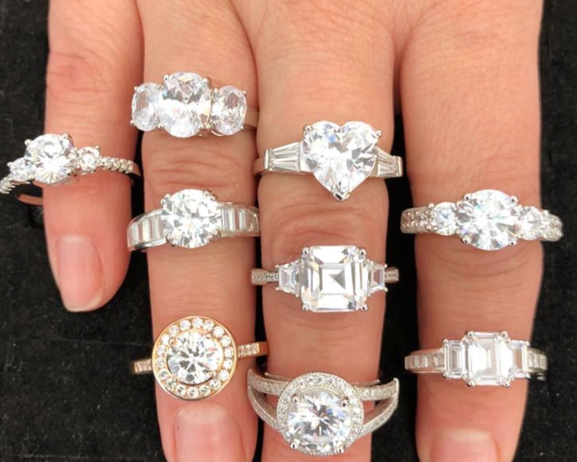"""Don't Be Misled on How Much An Engagement Ring Should Cost - """"Don't believe the myth that you should spend 3 month's salary on an engagement ring! At the end of the day, that depends on how much you earn! We can create beautiful diamond engagement rings in a range of prices from £4,000 to £20,000."""""""