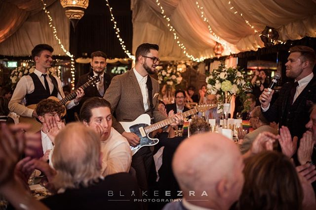 Live music delivered to the heart of your event. Ask us about the incredible ROME band 📸 @blakeezraphoto #livemusic #evententertainment #corporateevents #eventprofs