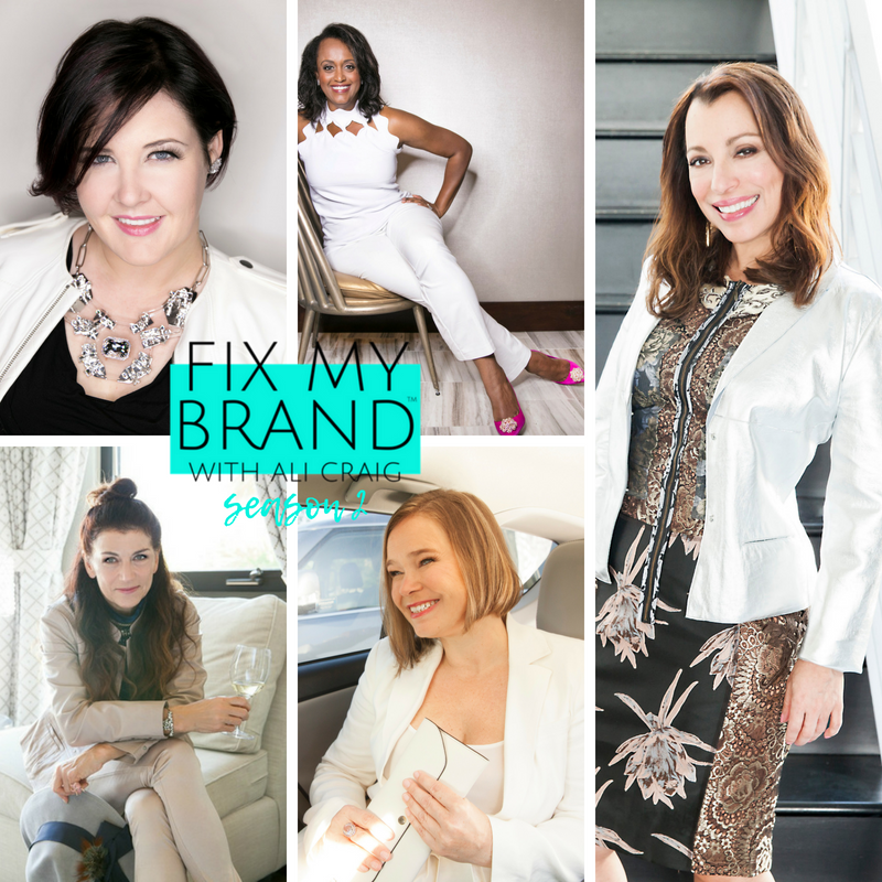 Fix My Brand With Ali Craig® Seasons 1, 2