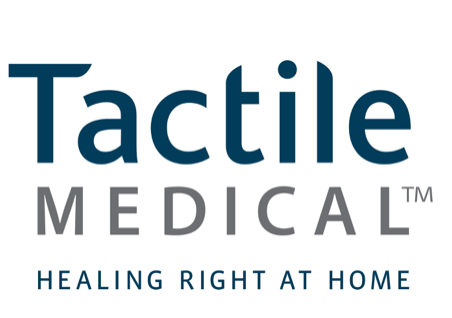 Healing Right at home - Tactile Medical is a leader in developing and marketing at-home therapy devices for the treatment of lymphedema and chronic venous insufficiency. Our mission is to help people suffering from chronic diseases live better and care for themselves at home. Our unique offering includes advanced, clinically proven pneumatic compression devices, as well as continuity of care services provided by a national network of product specialists and trainers, reimbursement experts, patient advocates and clinicians. This combination of products and services ensures that tens of thousands of patients annually receive the at-home treatment necessary to better manage their chronic conditions. Tactile Medical takes pride in the fact that our efforts help increase clinical efficacy, reduce overall healthcare costs and improve the quality of life for patients with chronic conditions.