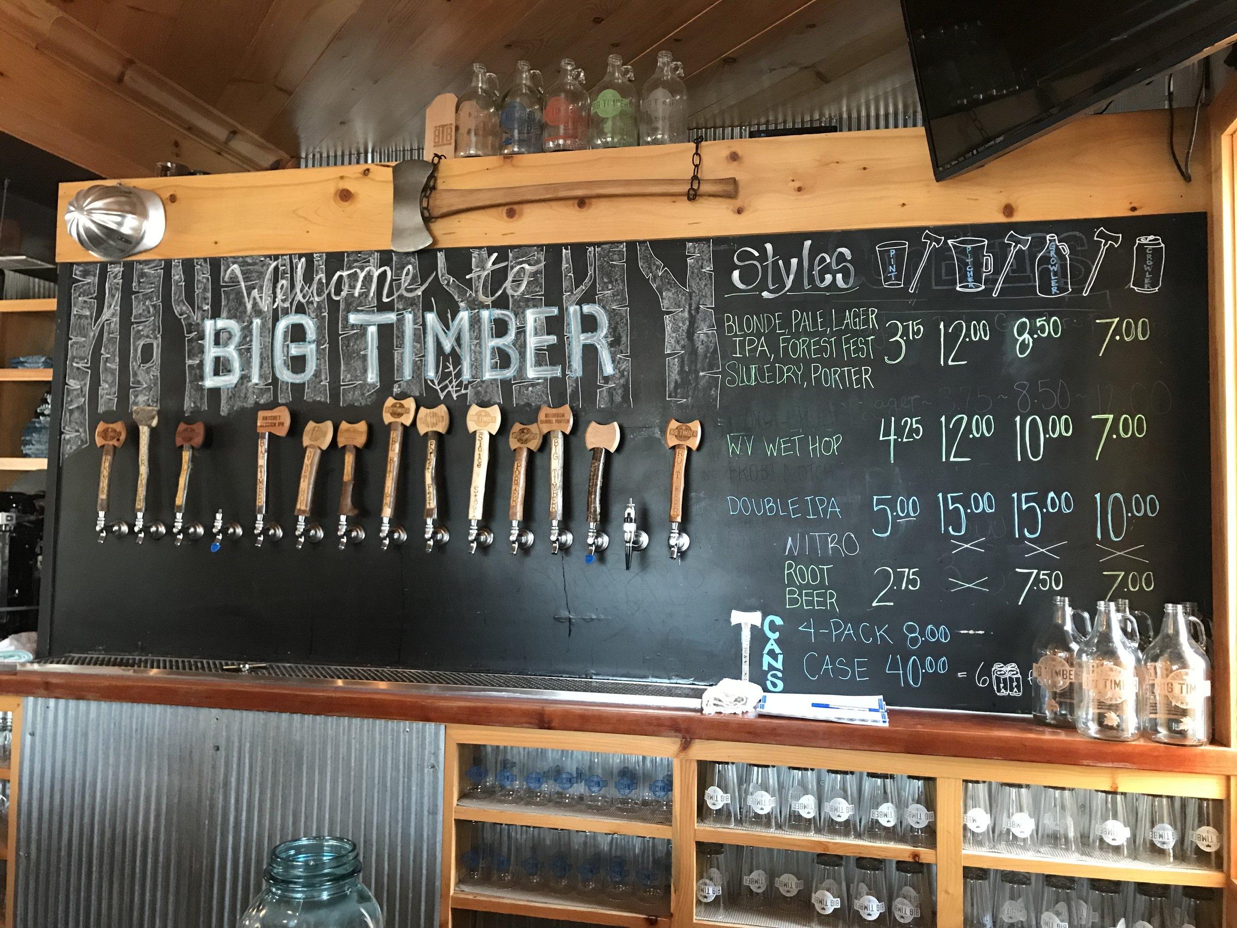 Big Timber Brewing Company