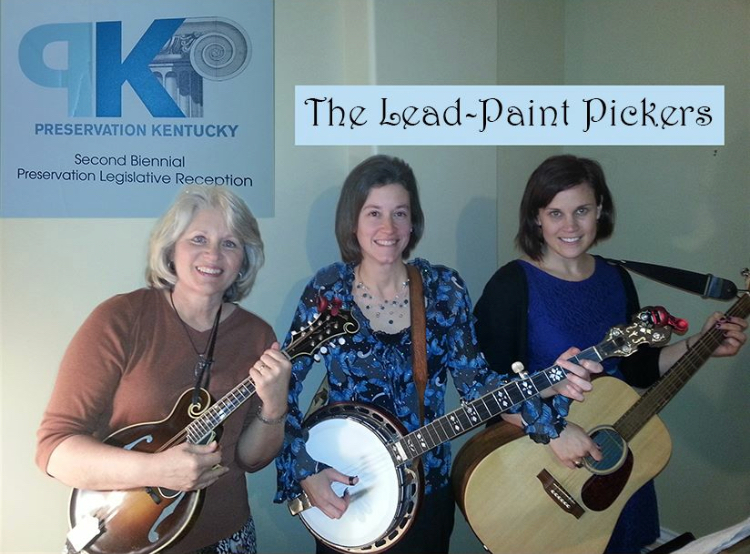 The Lead Paint Pickers