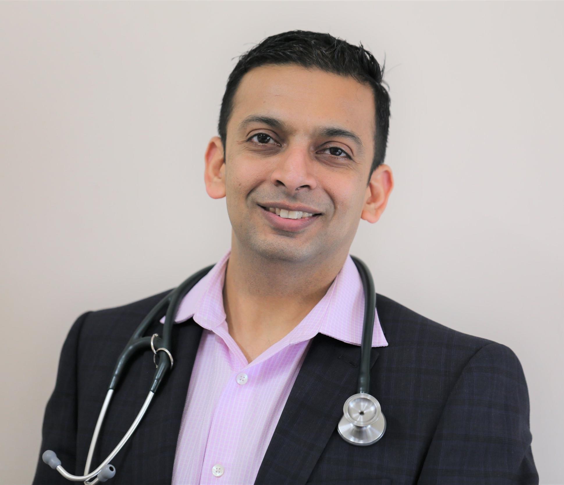 Dr Rajan Anand