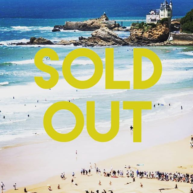 Our October Vitality is now completely sold out.  The next Vitality Retreat is in May  and bookings are open for both shared rooms and single occupancy.  You can secure your room with a deposit and then make monthly installment payments to spread the cost.  So... Book something to look forward to and come and join us in 2020.  #soldout #vitality #DETOX #detoxretreat #detoxretreatFrance #detoxretreatEurope #healthretreat #healthyholiday #wellnessretreat #yogaretreat #yogaretreatfrance #yogaretreateurope #biarritz #cleanseretreat #cleanse #gettheglow #biarritzweekend #allinclusiveretreats #allinclusive #wellbeingretreat #wellbeingretreateurope #wellbeingretreatfrance #2020retreat