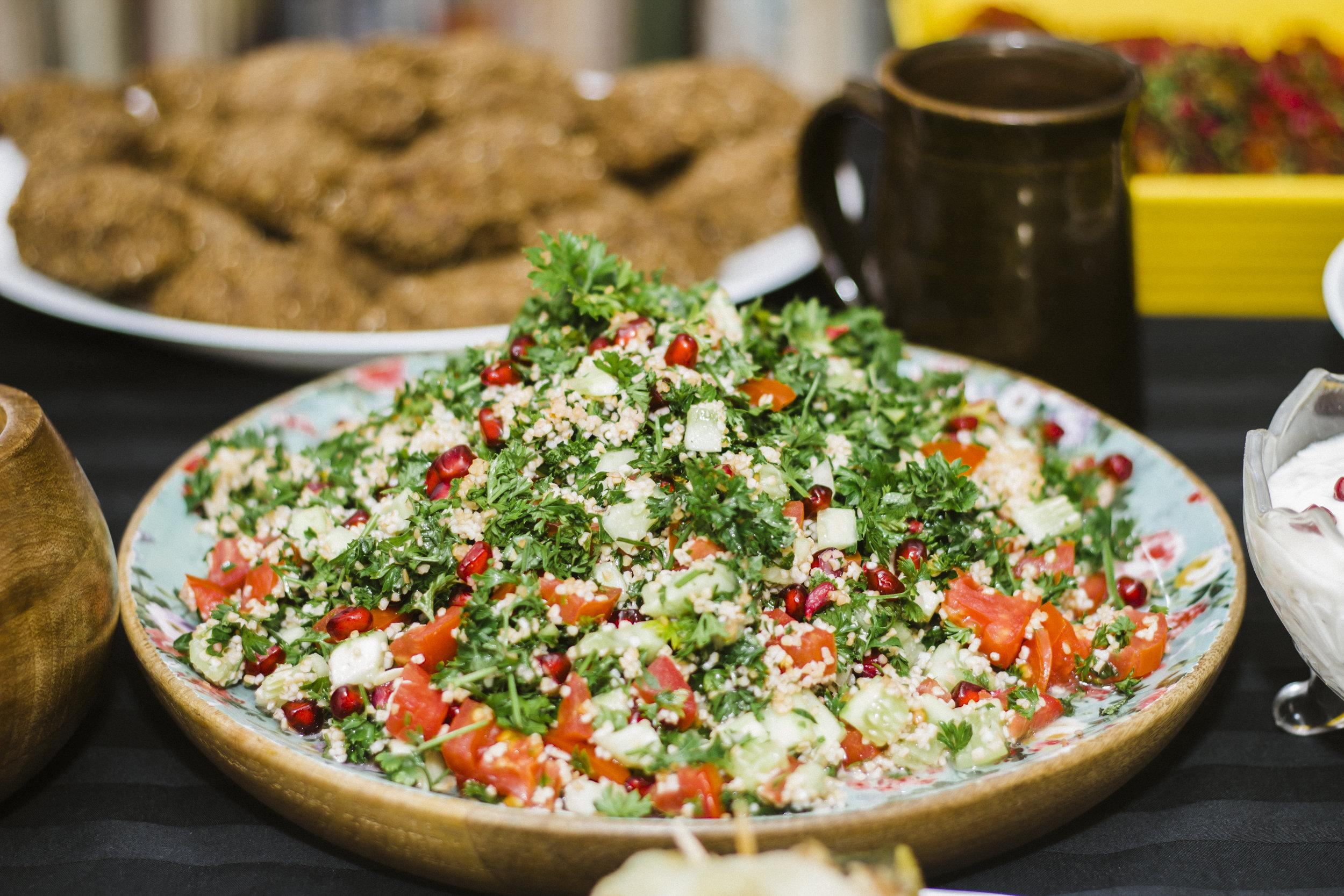 Lébu Vegetarian, Vegan & Grains recipes - vegetables & Grains are heroes