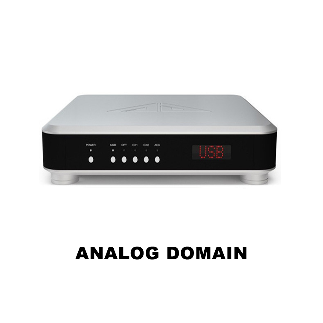 The world's best solid-state amplifiers, pre-amplifiers and digital-to-analog converters.