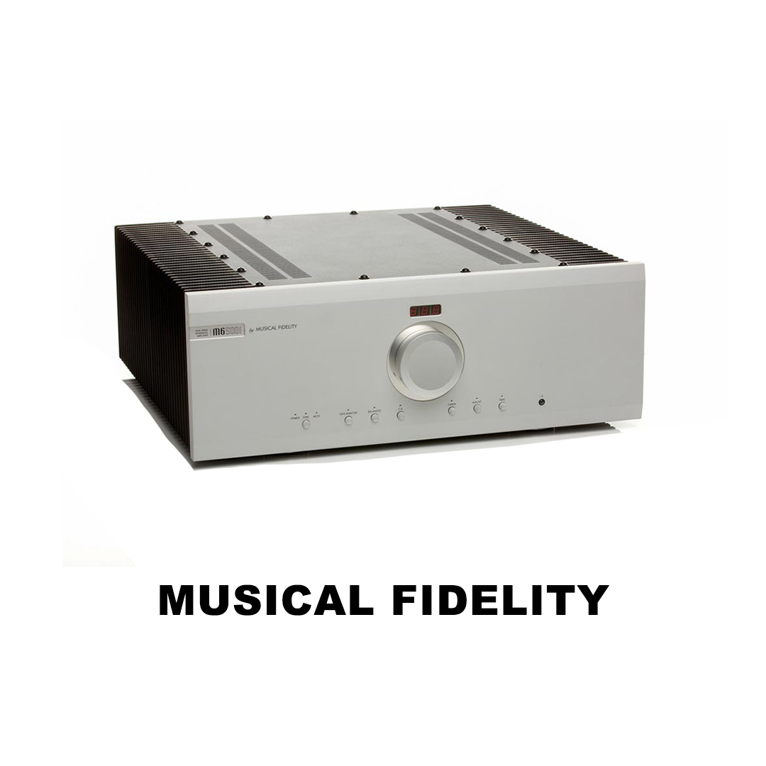 England's best affordable solid-state audiophile line.