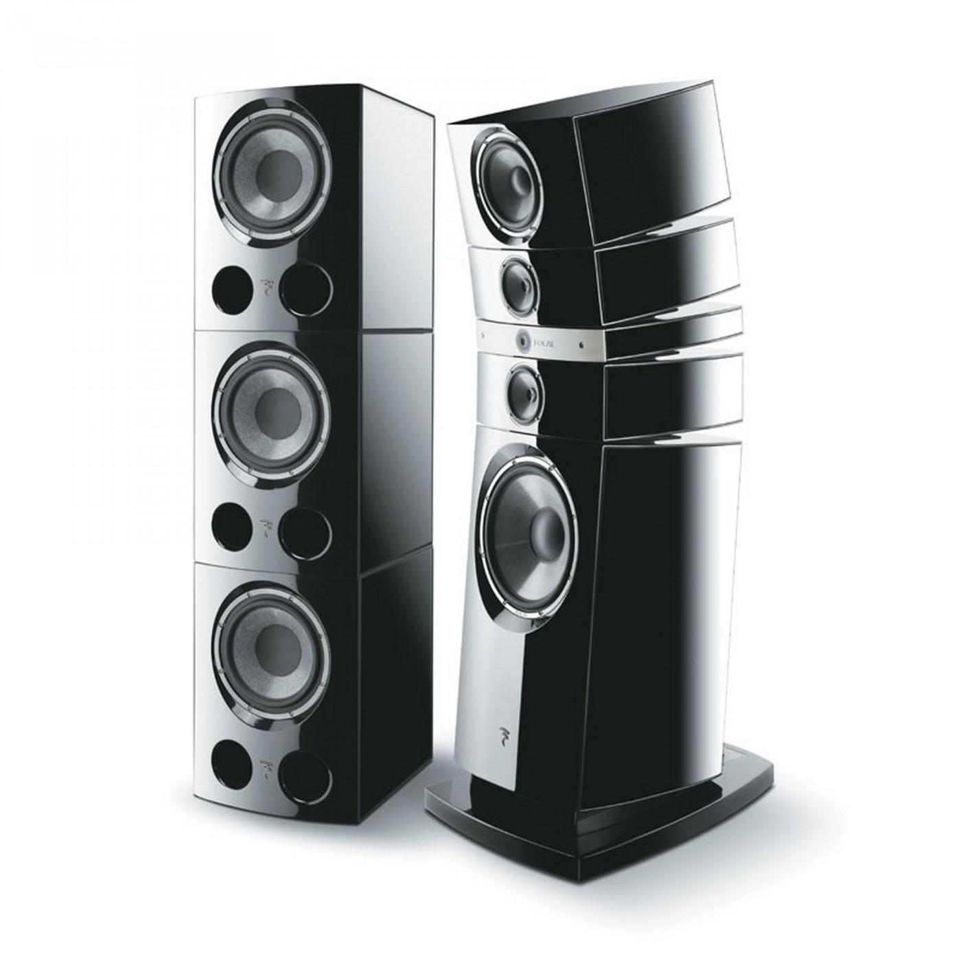 Focal Grande Utopia EM –Europe's best reference loudspeaker system.
