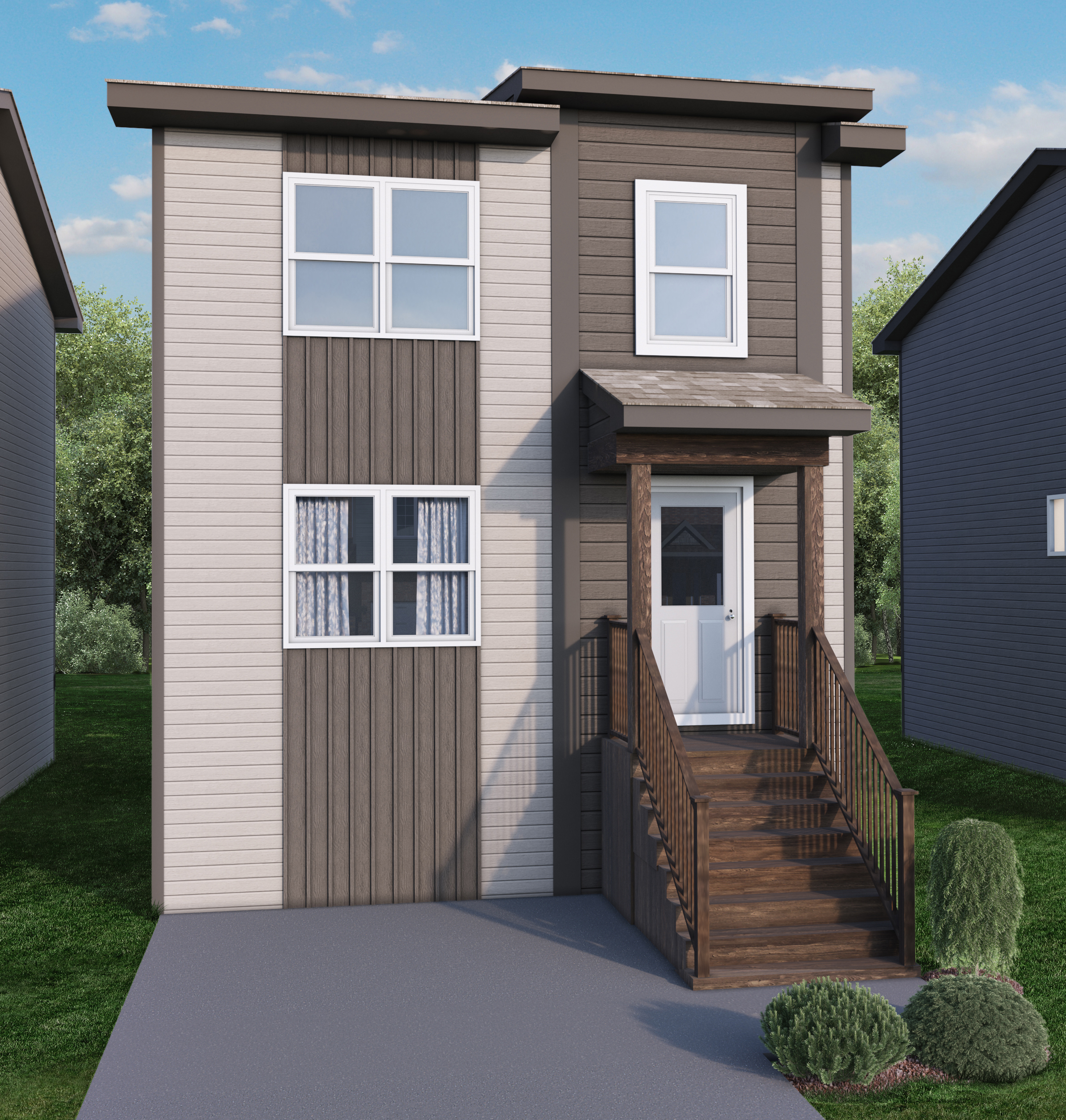 The Beacon: 2244 sq.ft. (NINE AVAILABLE)