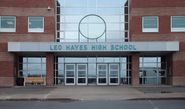 Leo Hayes High School (Grades 9-12)