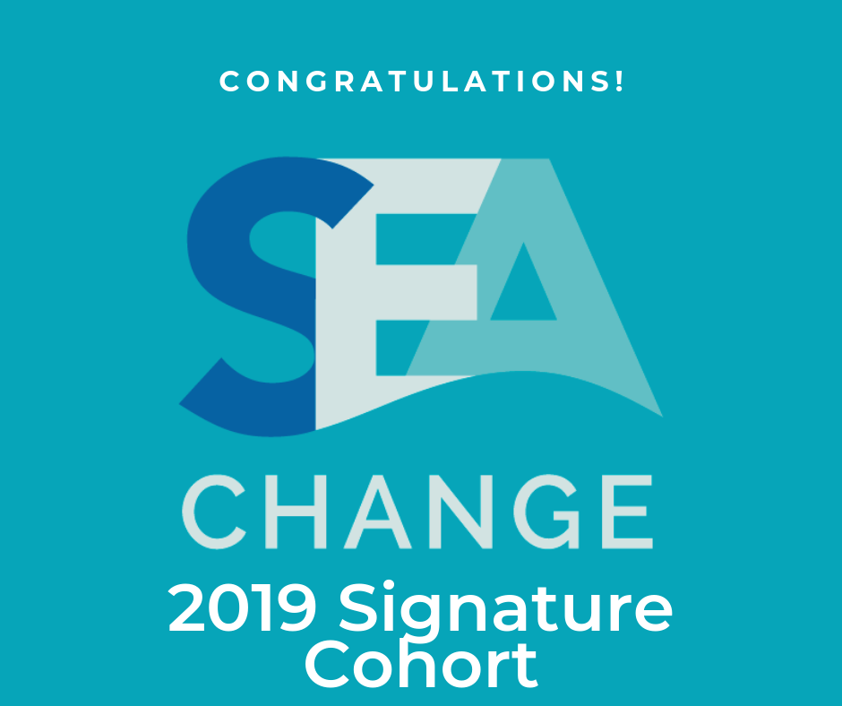 Image:  SEA Change