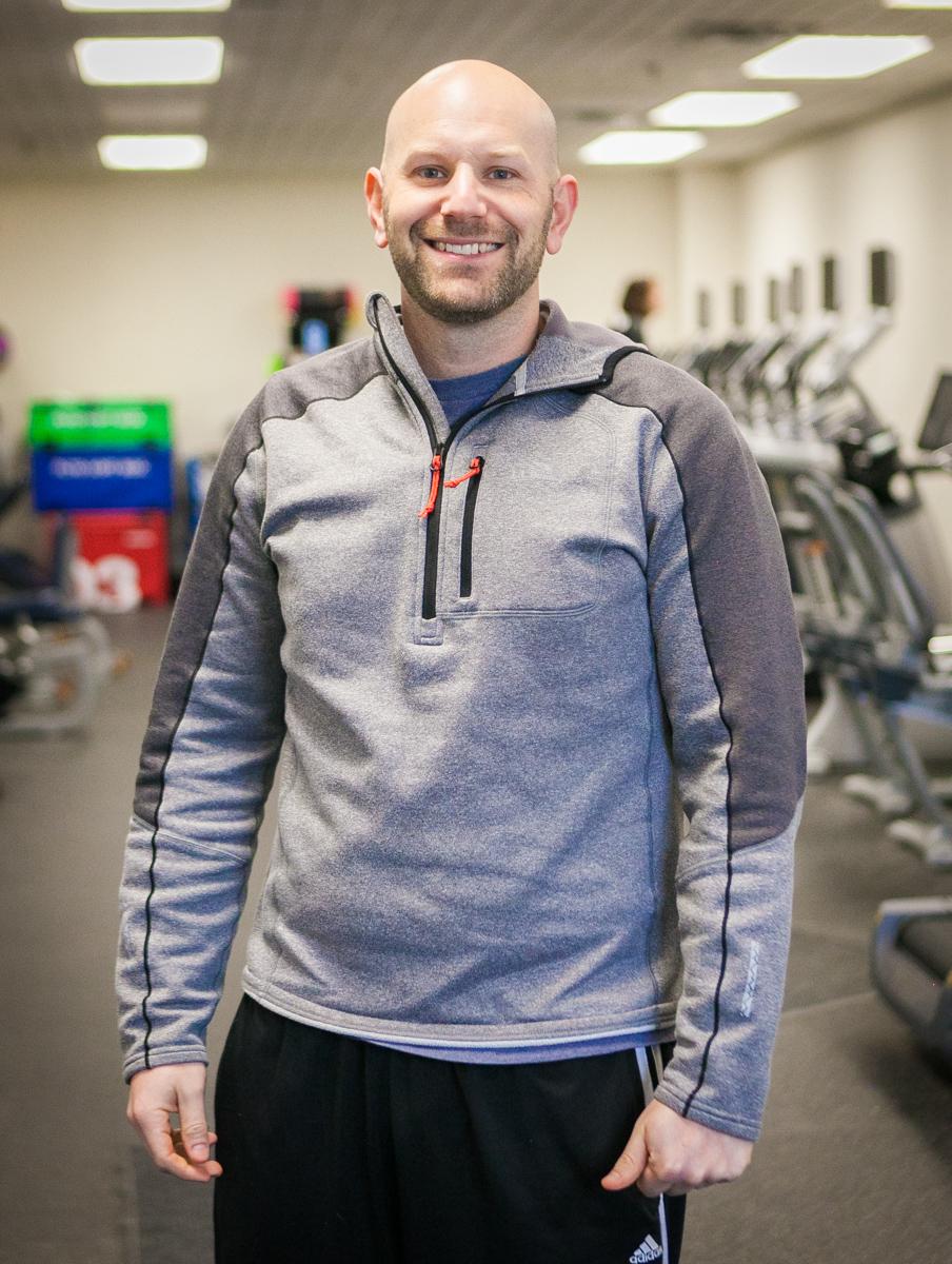 Adam Tischler - Personal Trainer