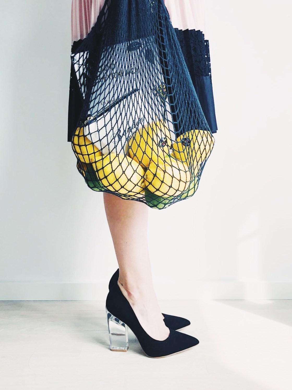 Bag-all net bag