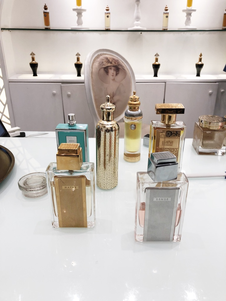 If there is something they know in Kuwait it is... - ...PERFUMES