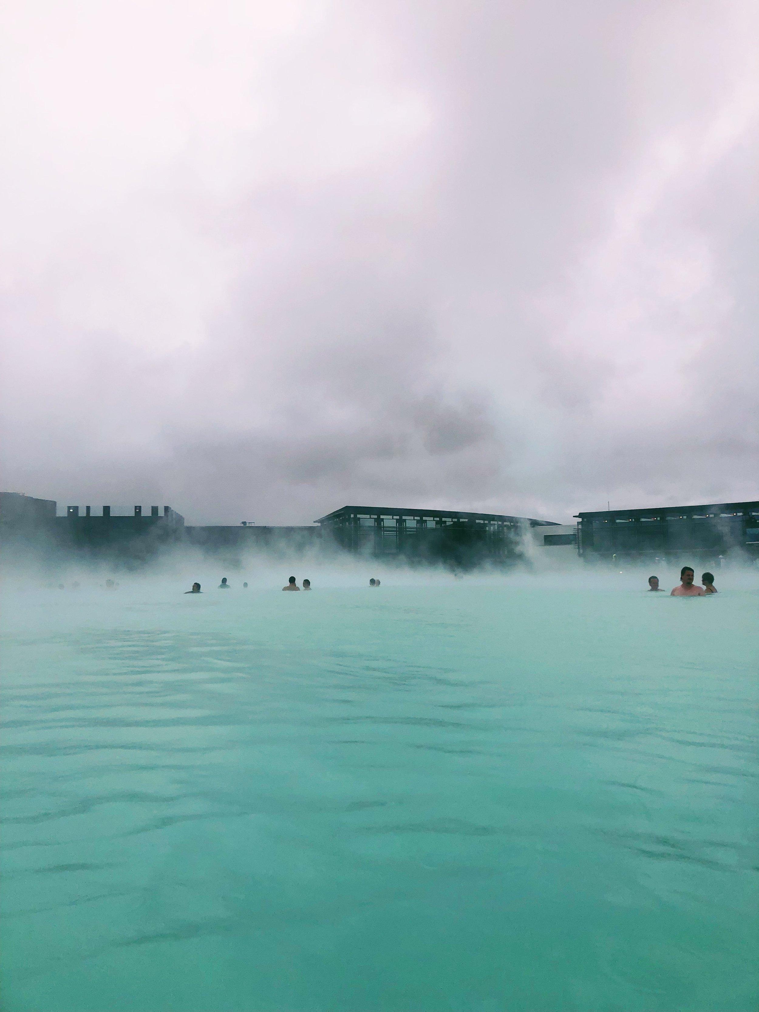 DAY 1 - Lagoons & Waterfalls