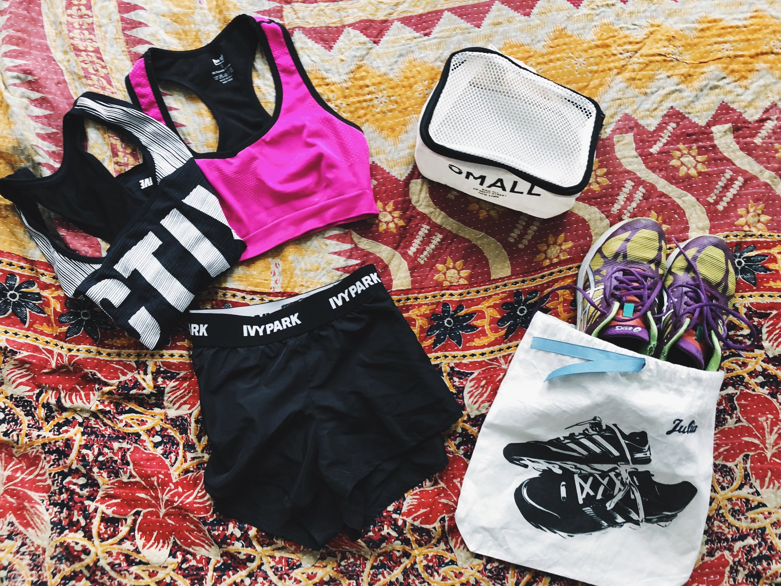 - Exercise gear
