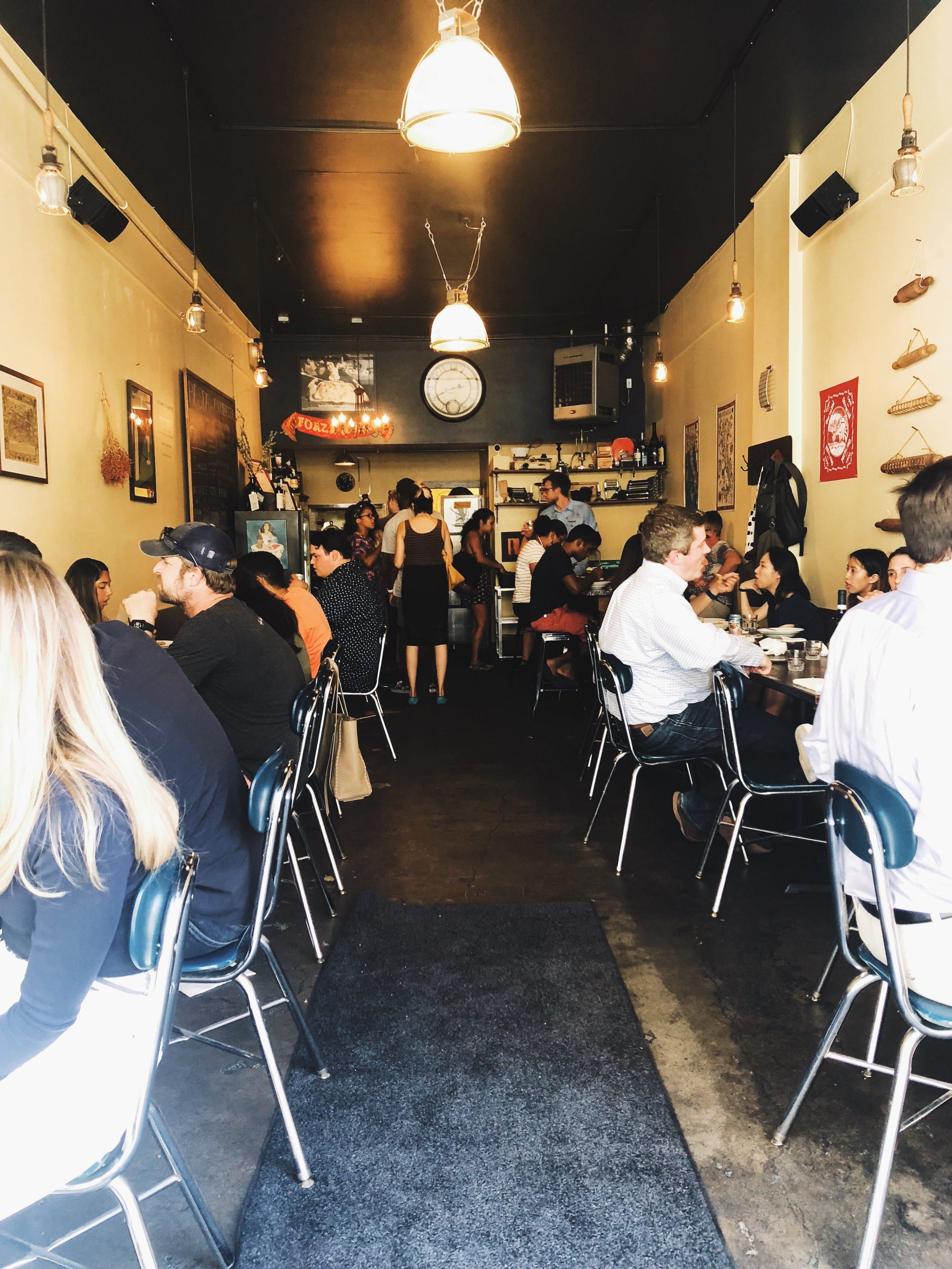 Il Corvo - Italian lunch spot