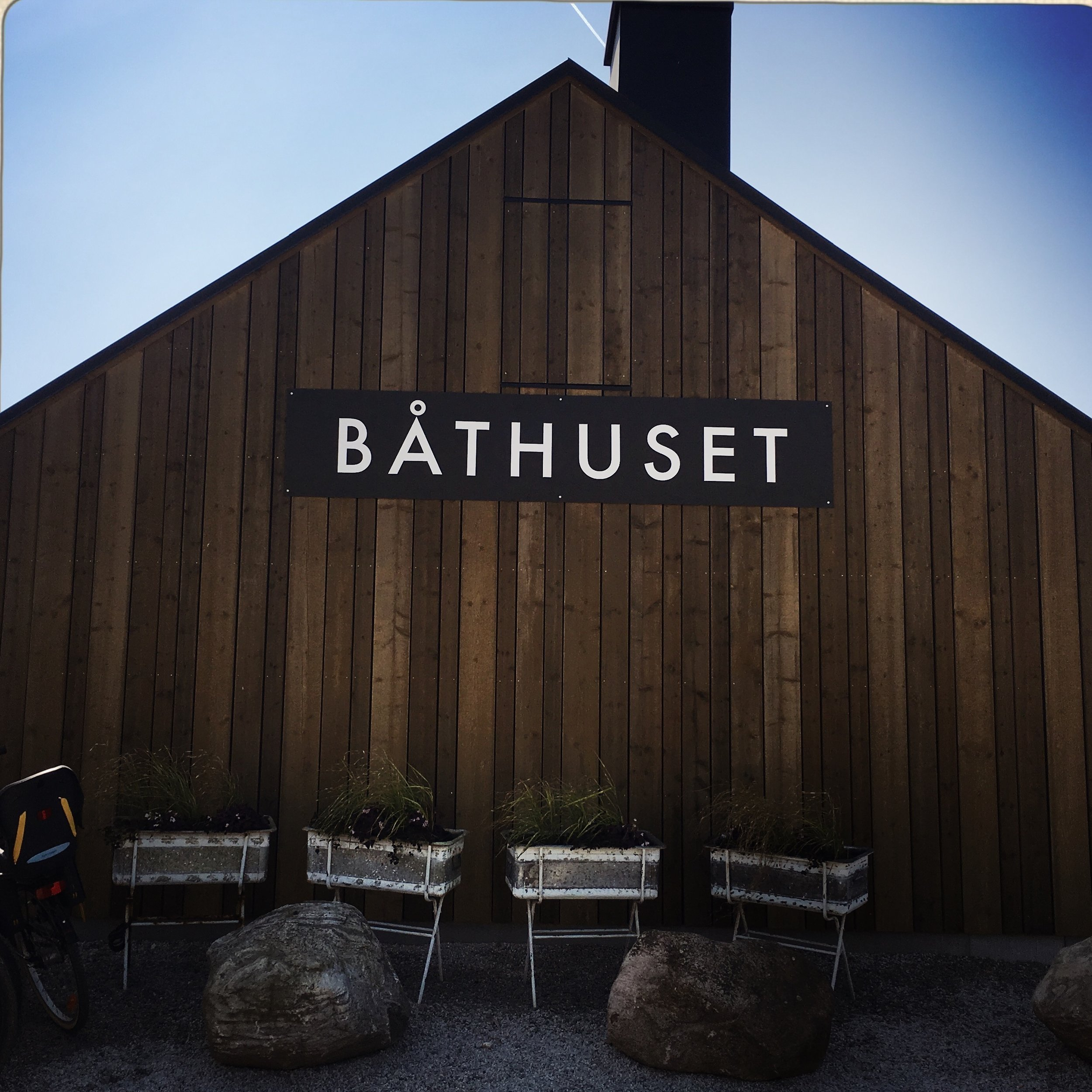 Three best cafes in the world? - 1. Buvette, New York.2. Boathouse Shelly beach, Sydney.3. Båthuset, Mölle, Sweden.