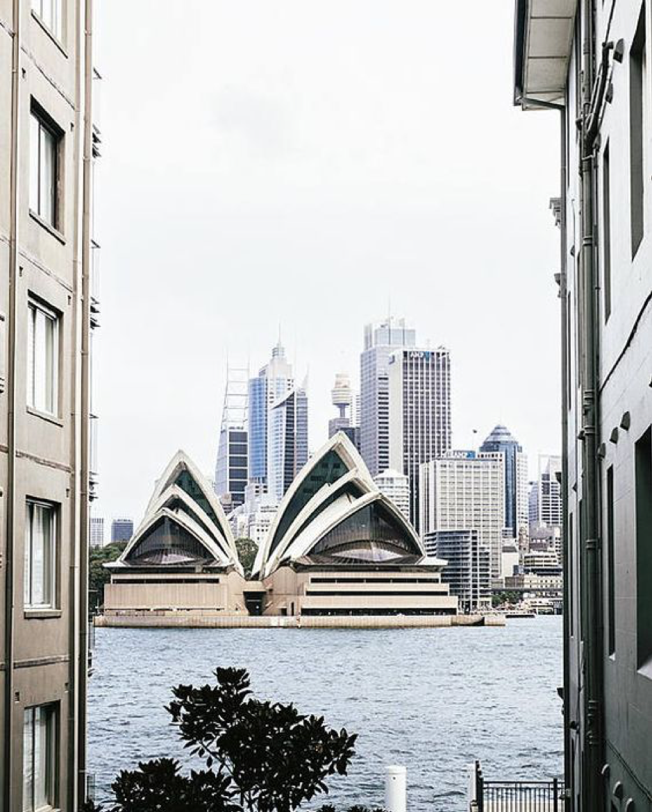 SYDNEY STAYCATION - 24 HOURS IN CBD