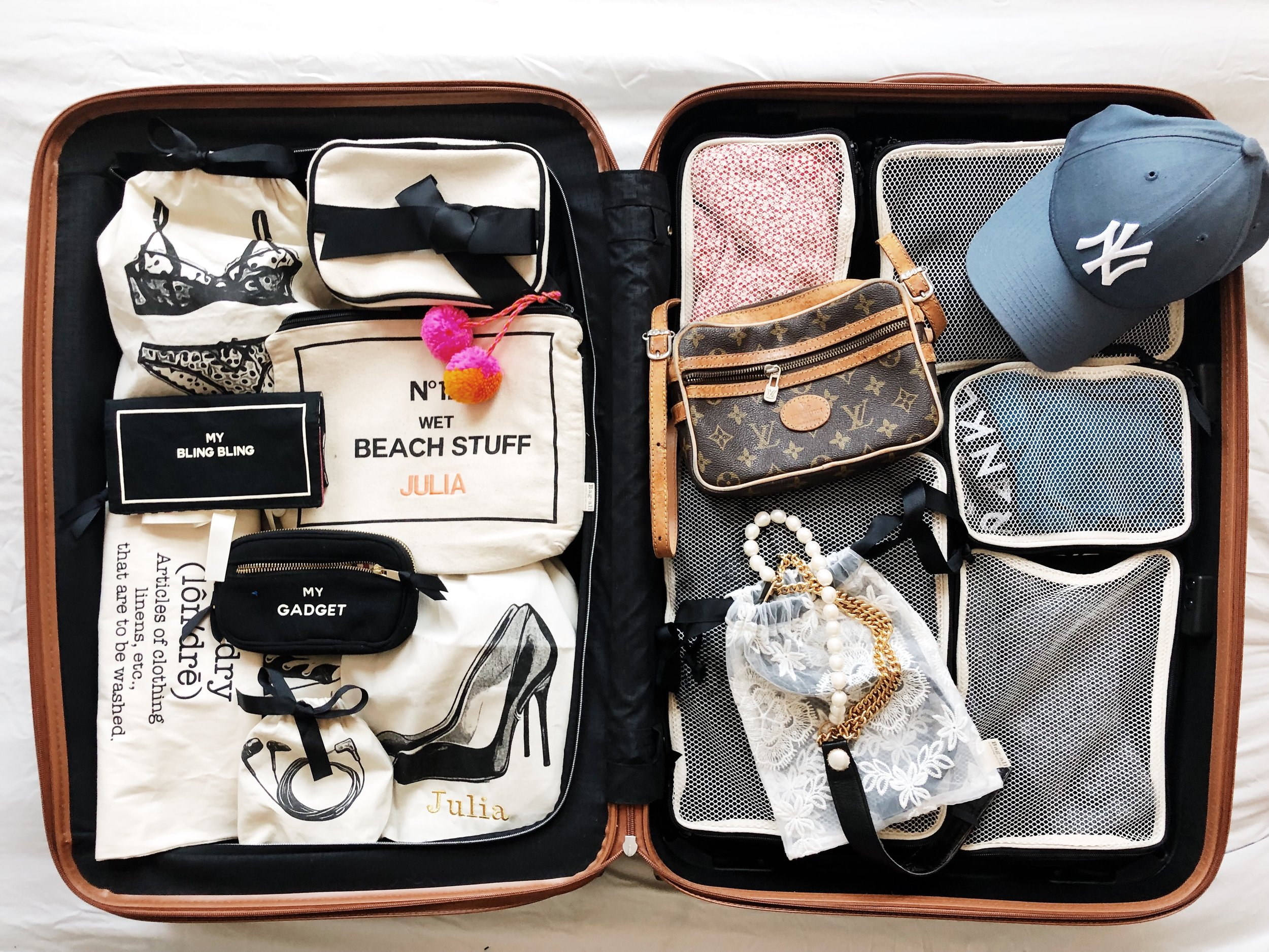 - PACKING LIST