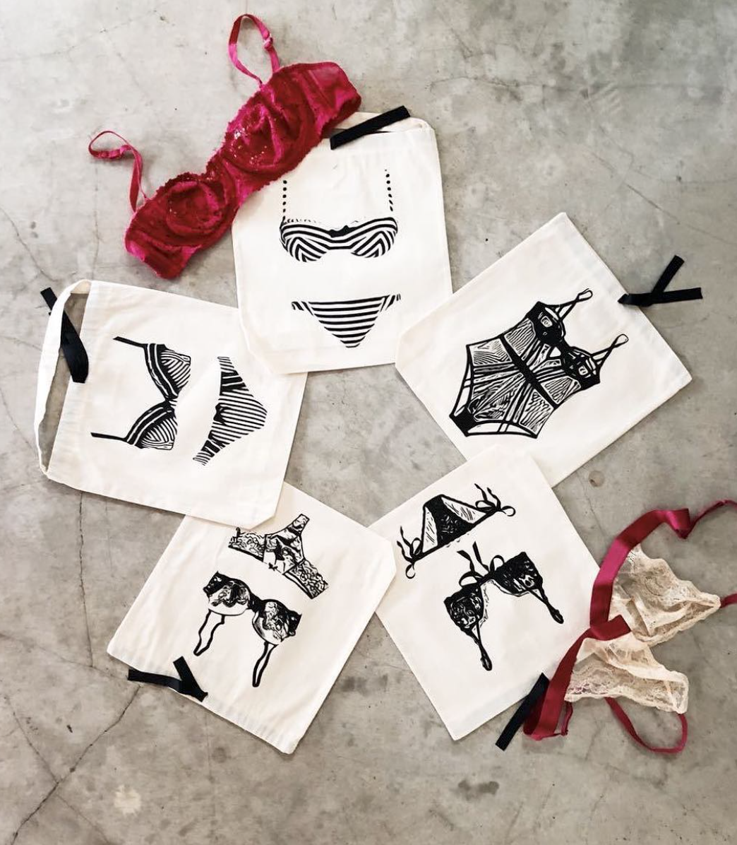 LINGERIE BAGS - Keep your delicates protected with a lingerie bag
