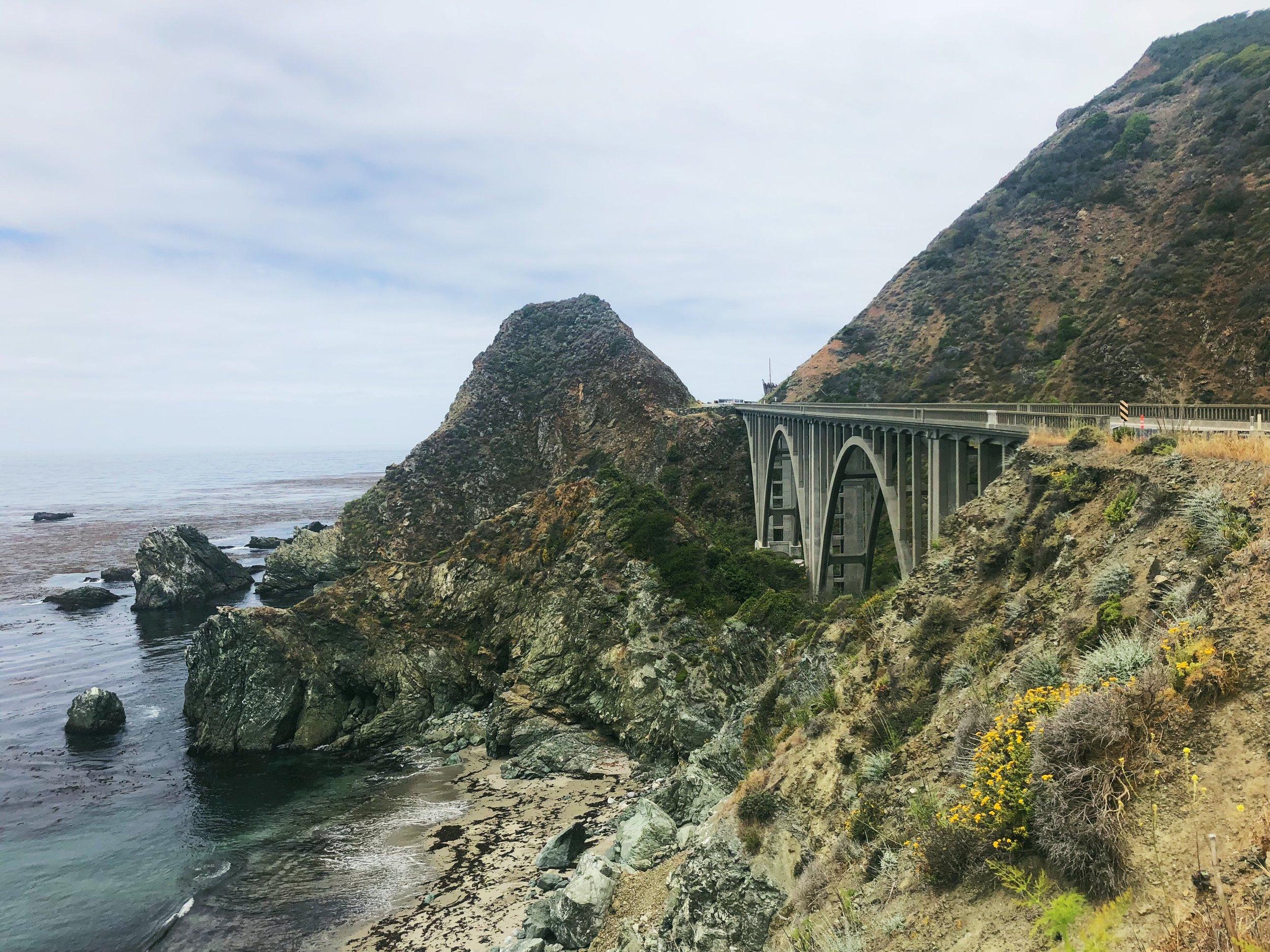 - California Coast: CENTRAL