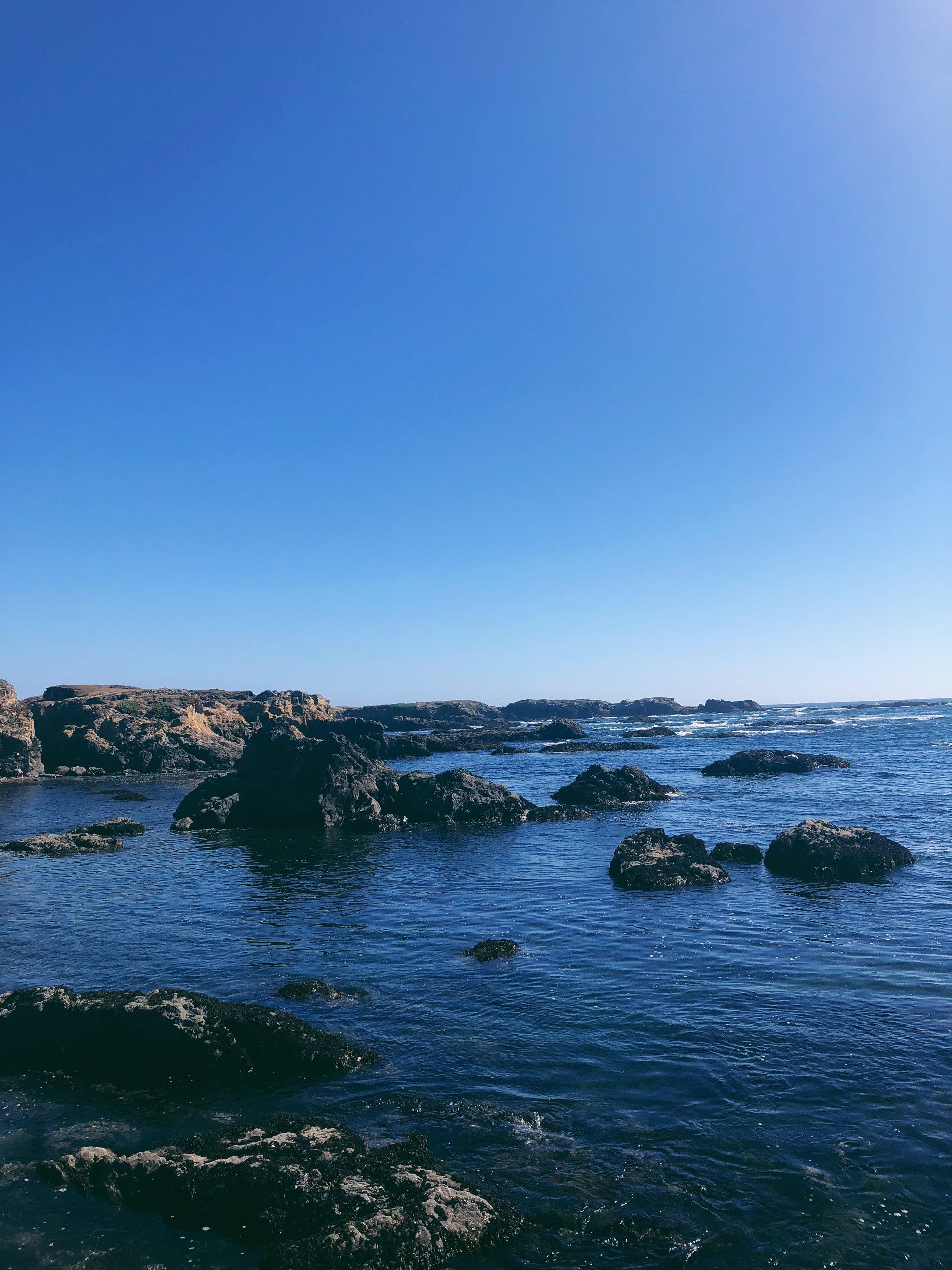 - California Coast: NORTH
