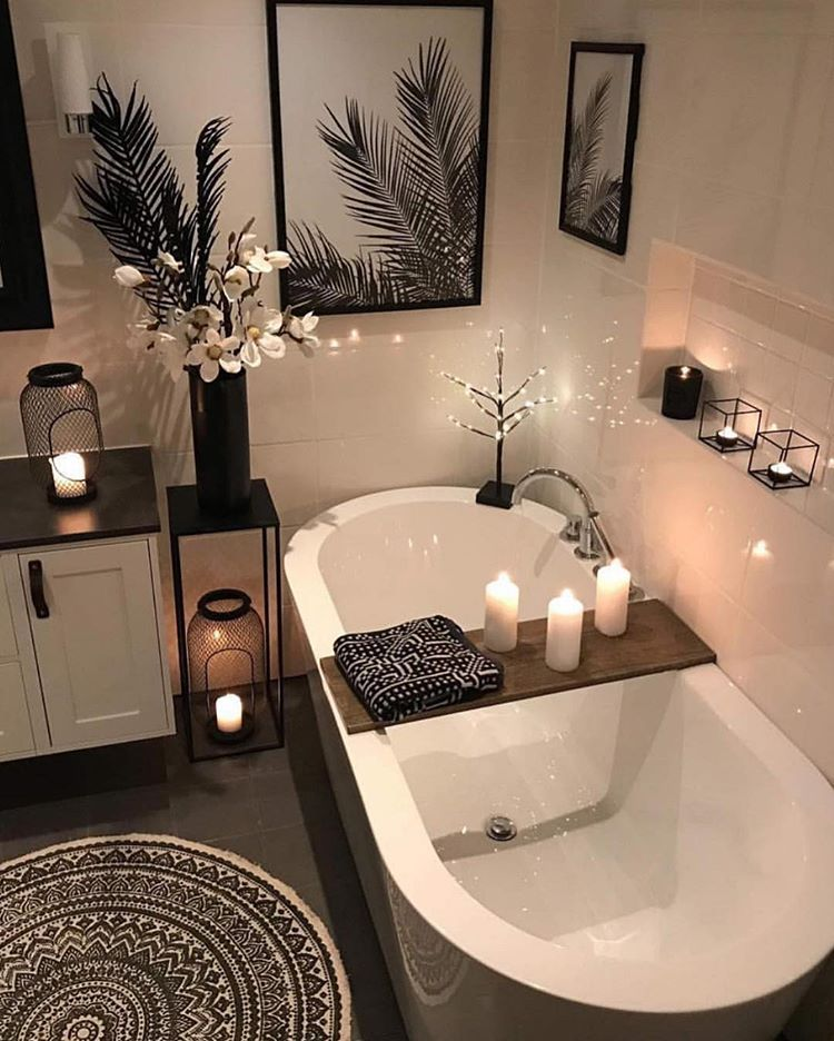 - add some art work to your bathroom