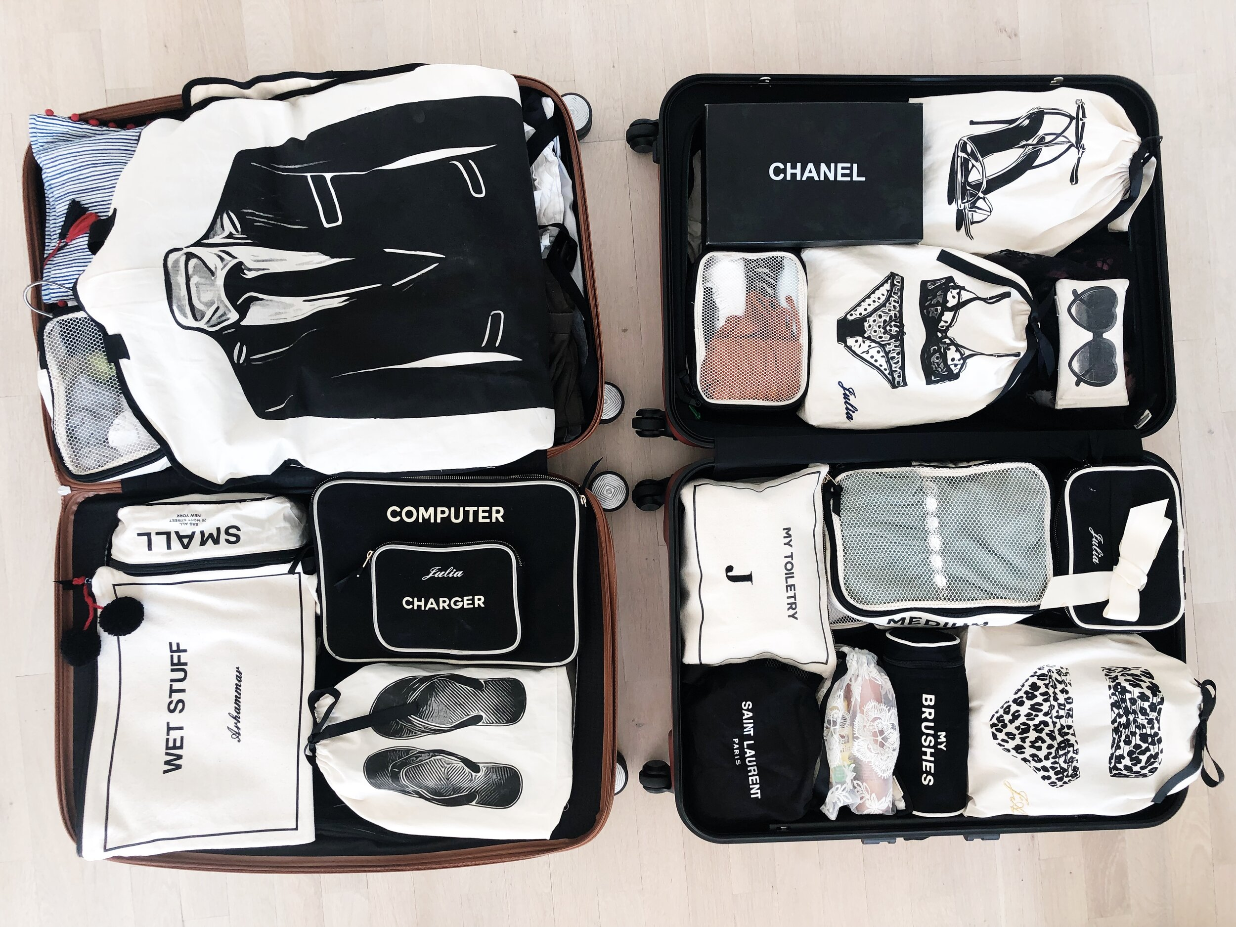 Pack like a pro - Make sure you have all you need for your summer holiday easily available. Find your travel bags at bag-all