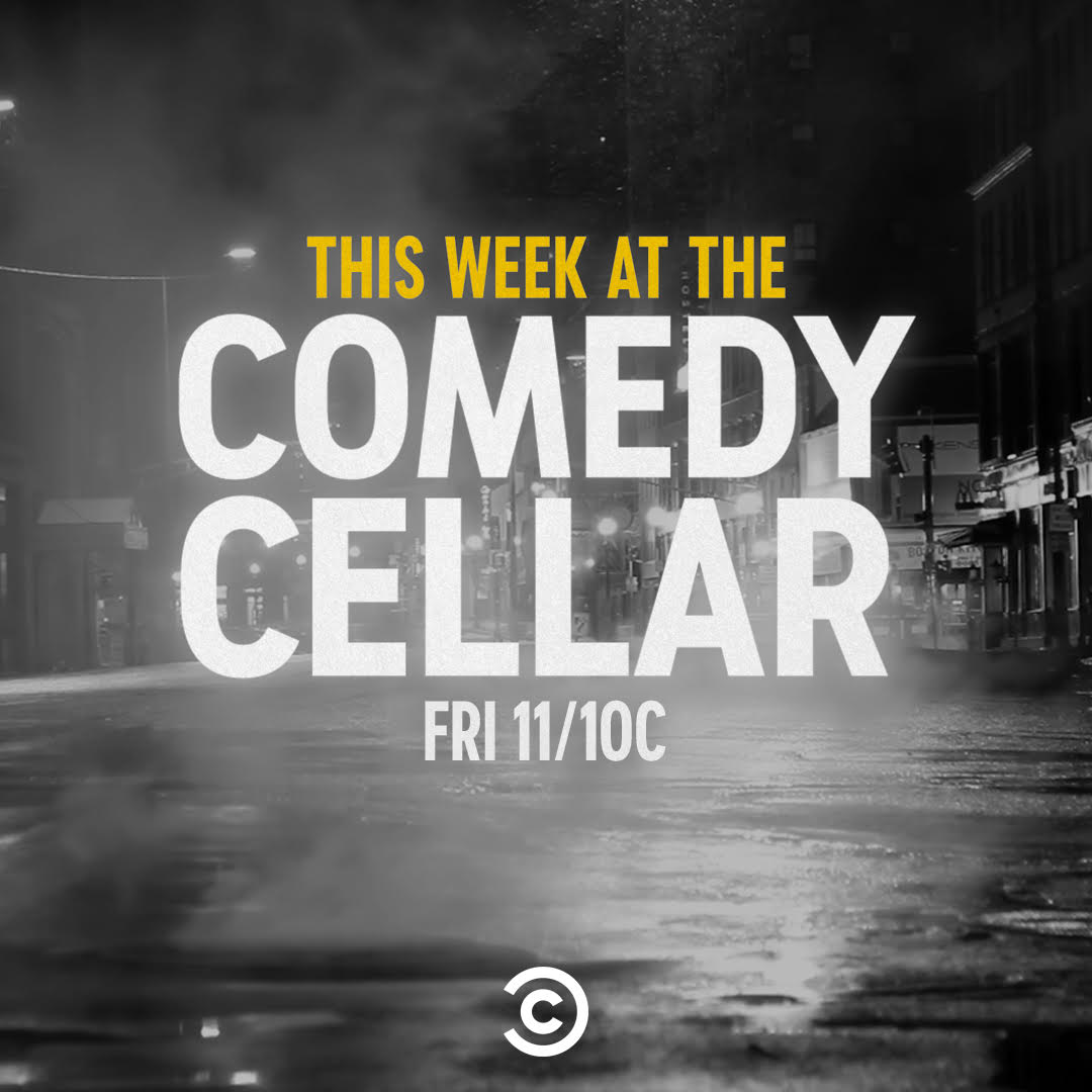 THIS WEEK AT THE COMEDY CELLAR - COMEDY CENTRAL - PRODUCERSEASON 2