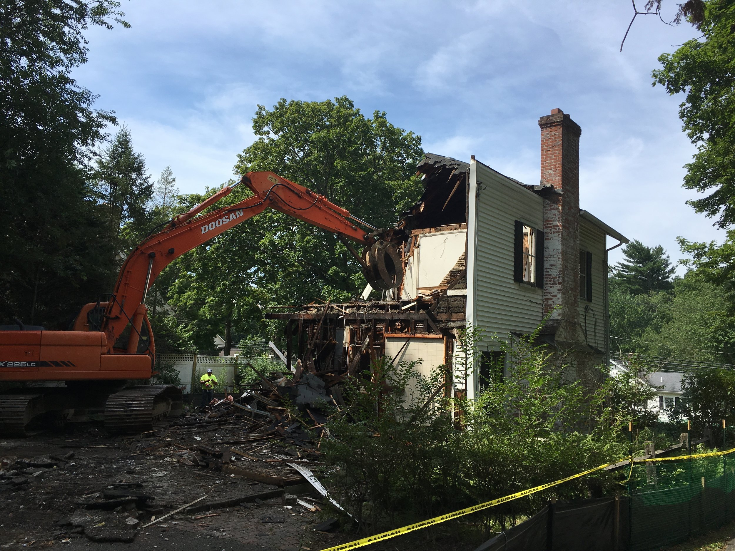 Demolition Services -