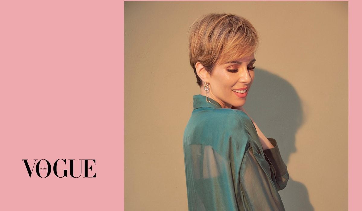 Nossa embaixadora Ana Furtado dá entrevista à Revista Vogue e comenta sobre a sua participação no Protea. - Clique na Imagem e leia a entrevista na íntegra!