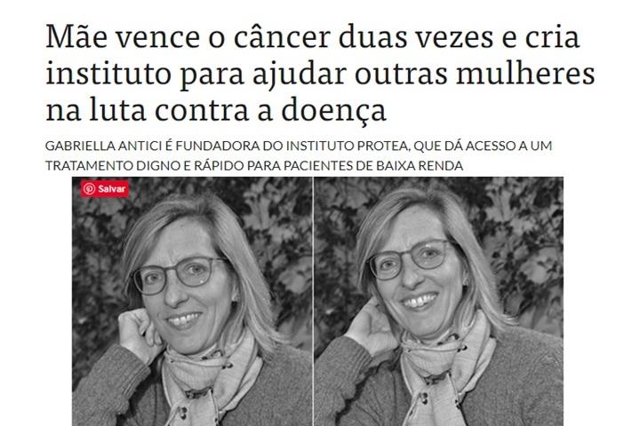 Fundadora do Instituto Protea, da entrevista para Revista Pais e Filhos. - Clique na imagem para ver o artigo todo!