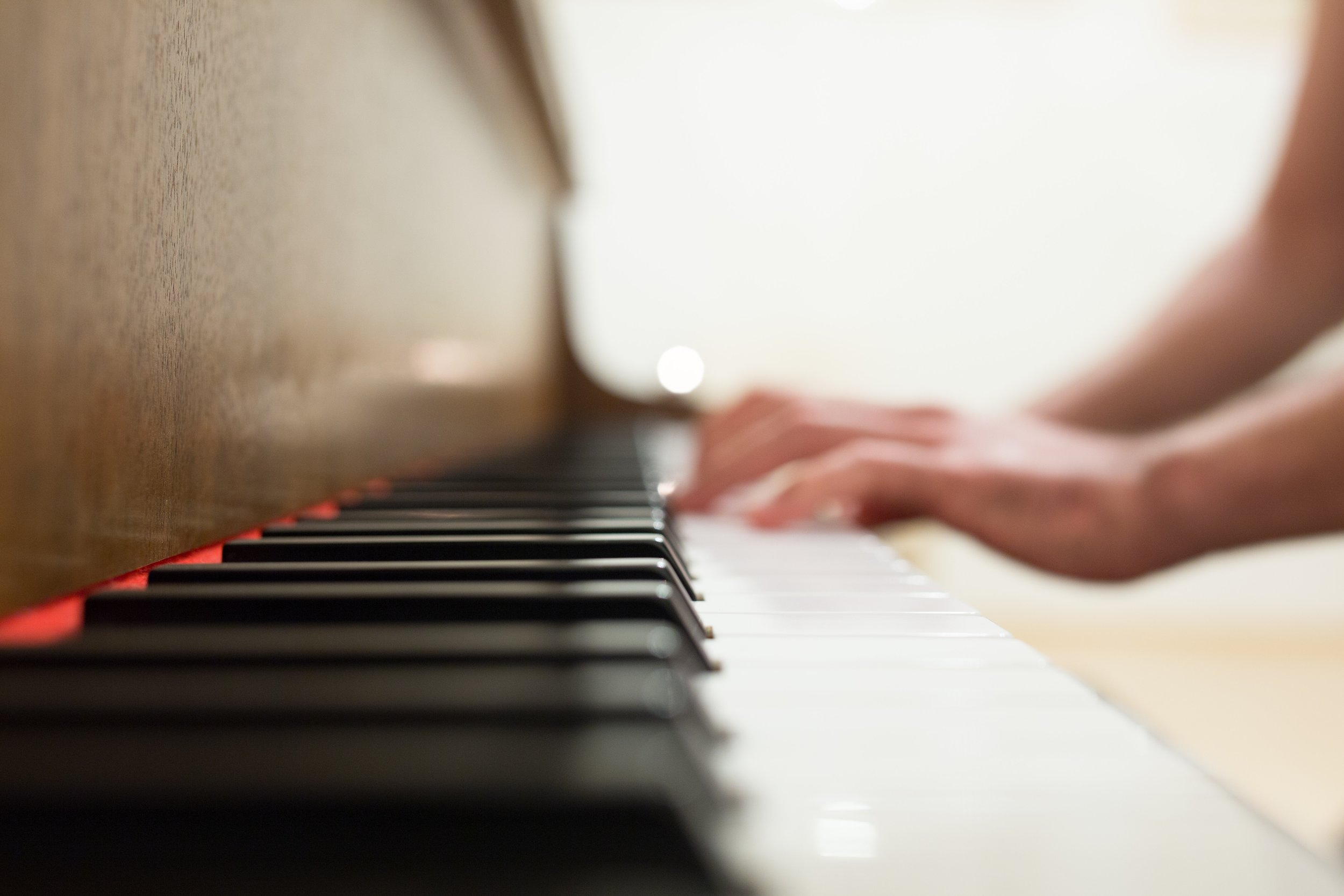 Piano Hymns -