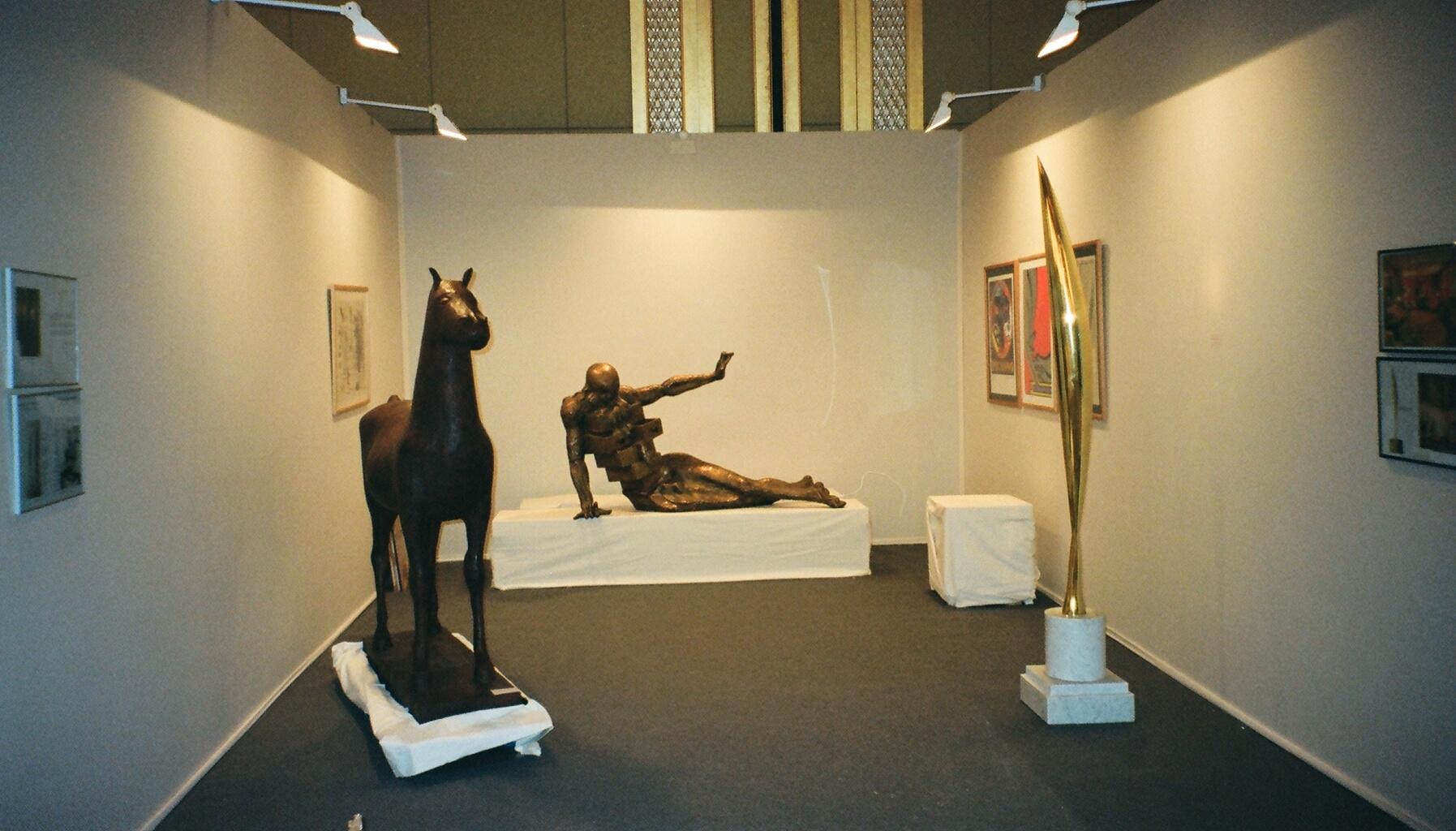 Art Paris Abu Dhabi, 2007 - Marini, Dali, Brancusi