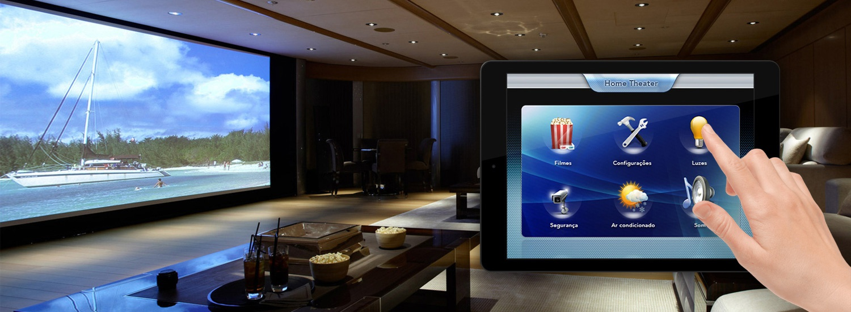 Automação - Automação residencial é o uso da tecnologia para facilitar e tornar automáticas algumas tarefas habituais que em uma casa convencional ficaria a cargo de seus moradores.