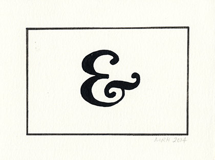 Ampersand Series IV