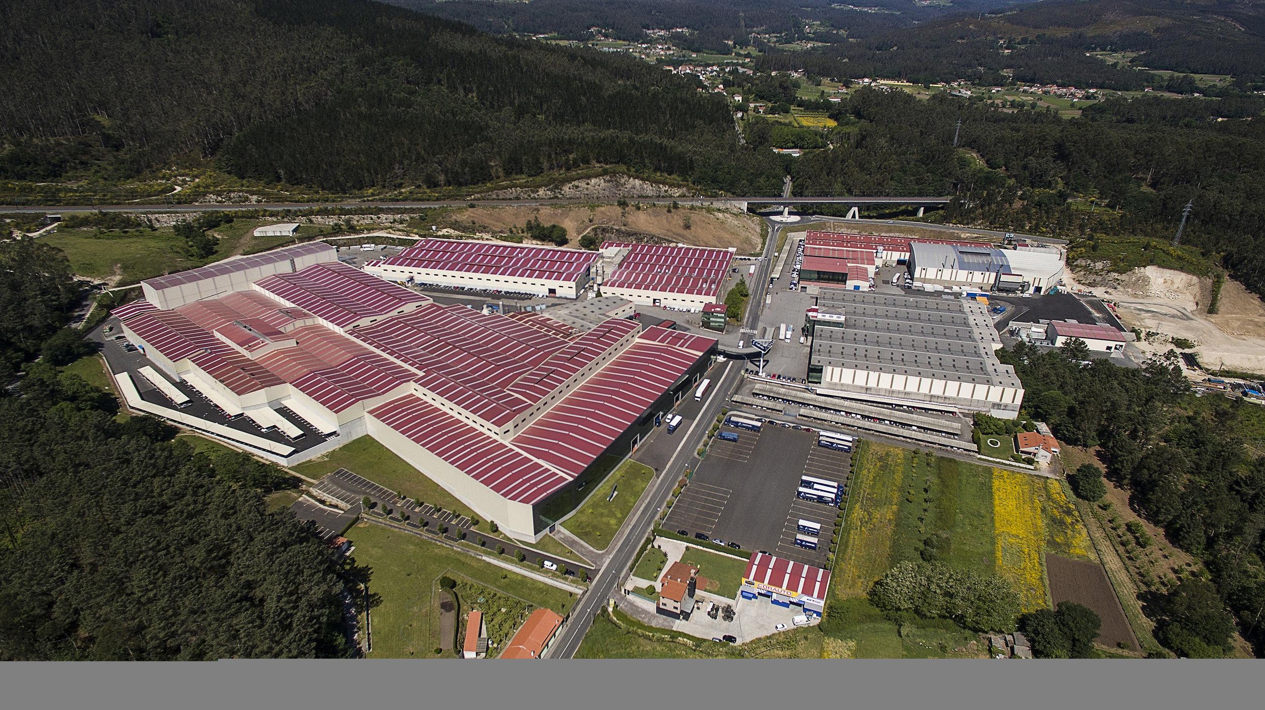 Cortizo HQ, Padrón, A Coruña