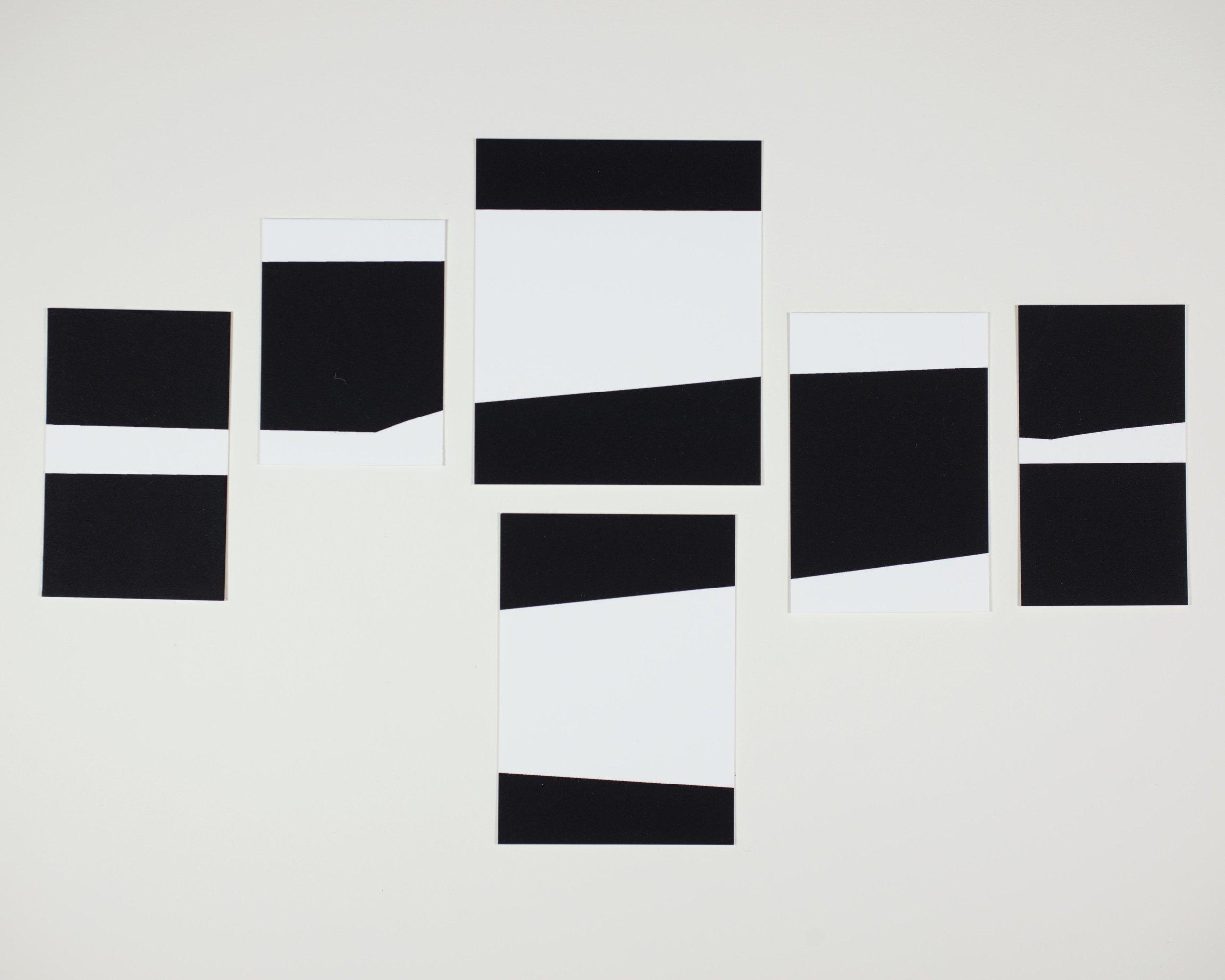 Ralph Coburn, Random Sequence, 2015