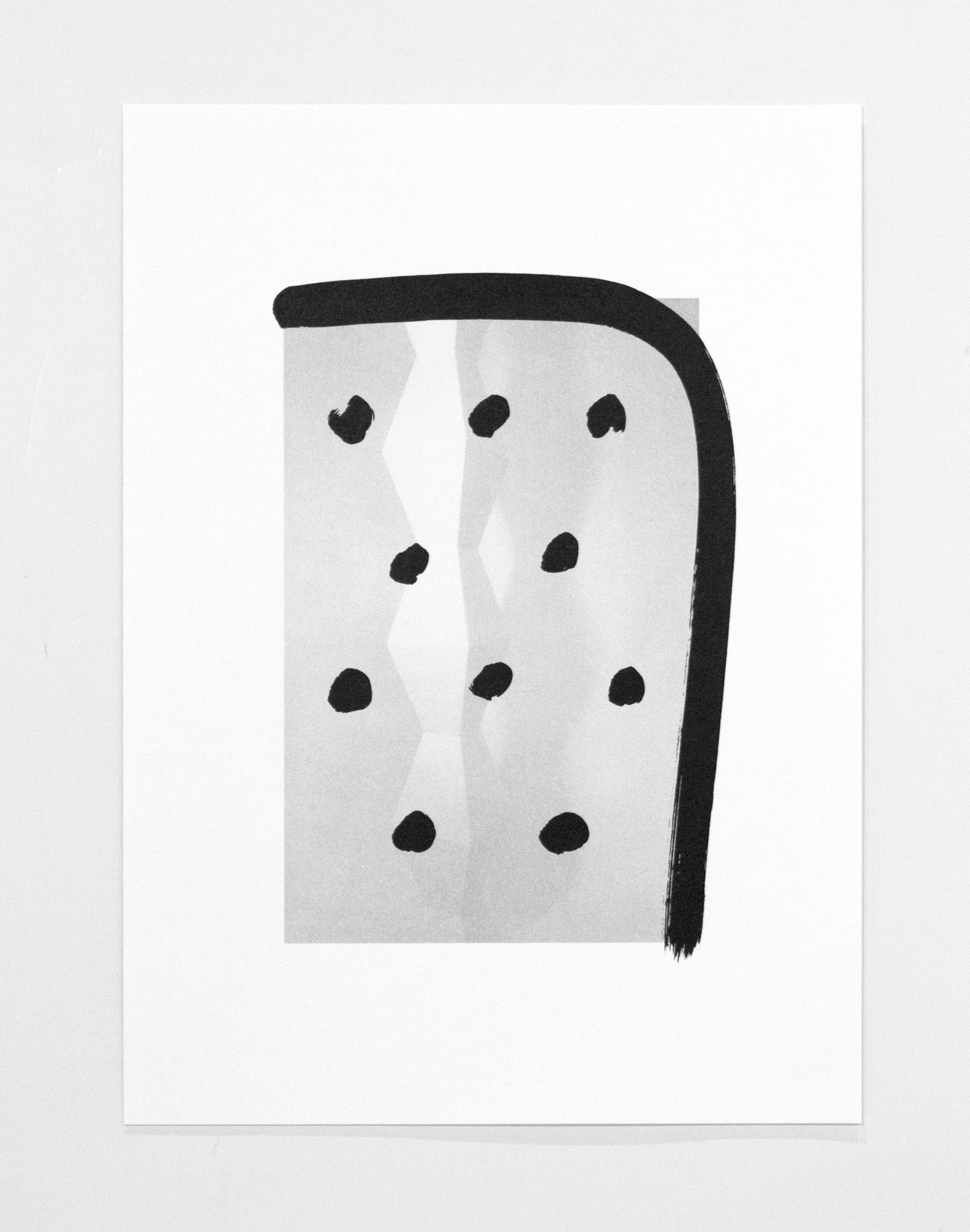 Margaret Lee, [untitled] White Columns 2015 Print Portfolio, 2015
