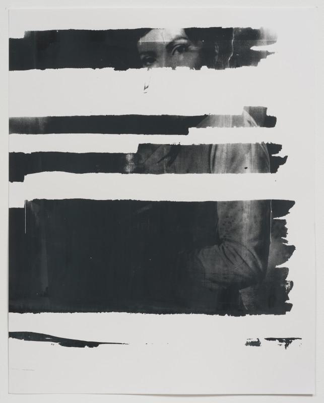 Edgar Arceneaux, Lady in the Mirror IV, 2014