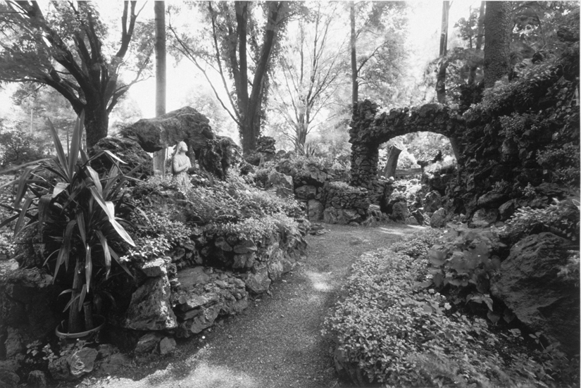 Earl Iversen, Rudolph Grotto, 1996