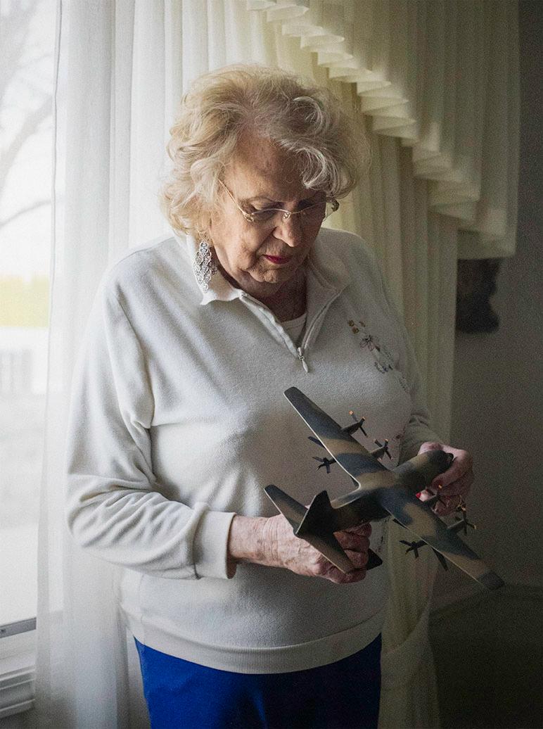 Jess T. Dugan, Bobbi, 83, Detroit, MI, 2014