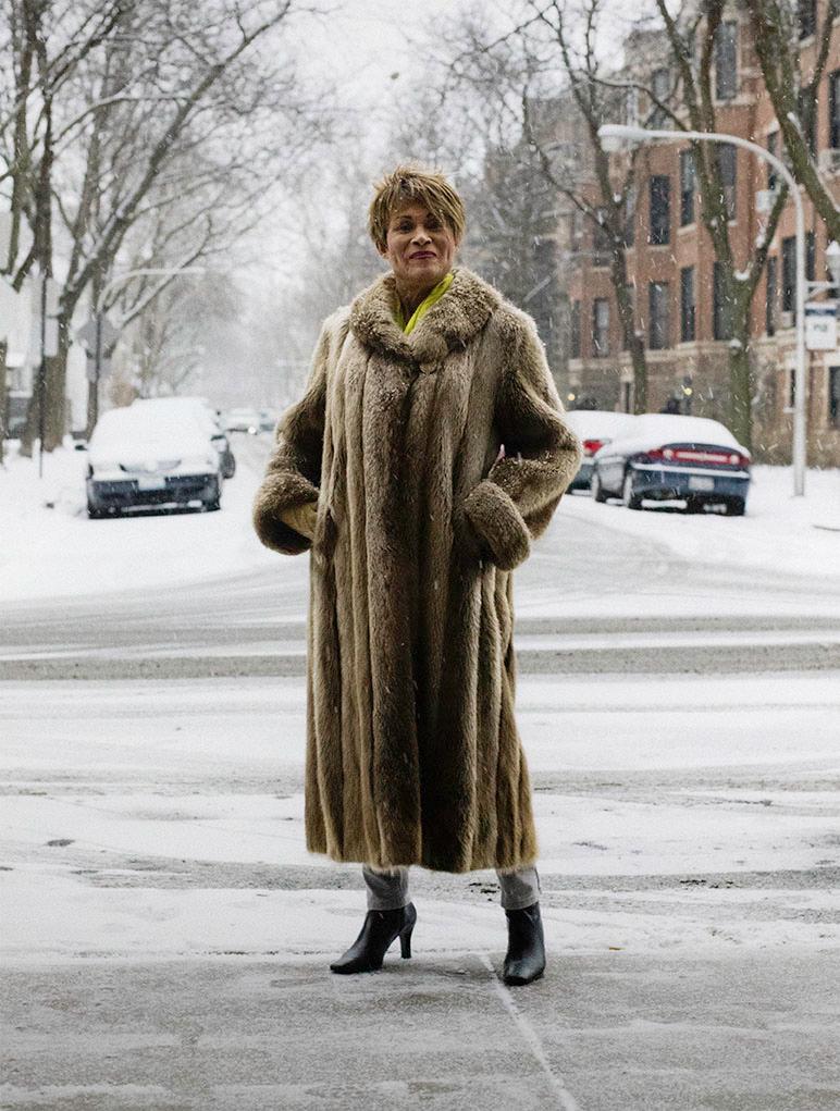 Jess T. Dugan, Gloria, 70, Chicago, IL, 2016
