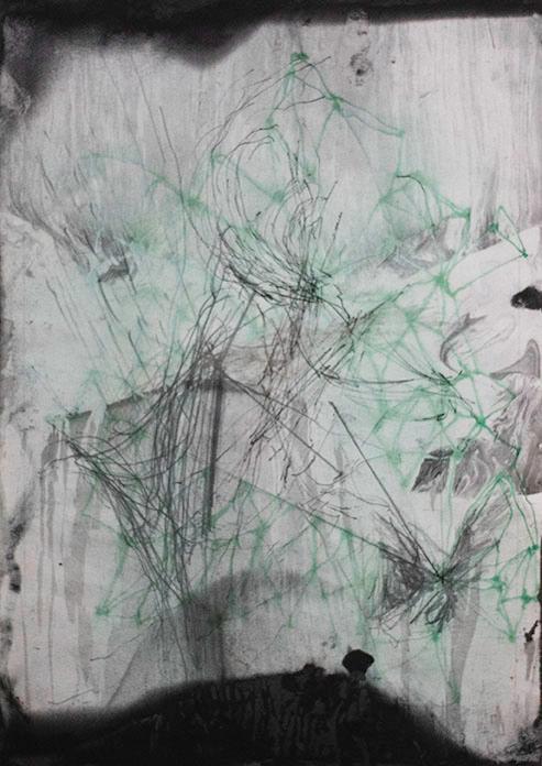 Gonçalo Sena, Untitled (Underground geometries), 2012