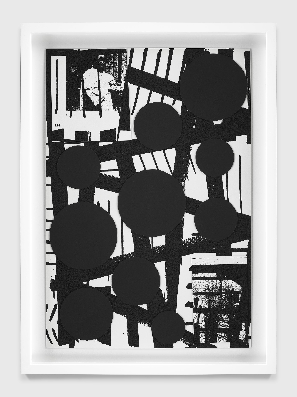 Adam Pendleton, Untitled, 2018