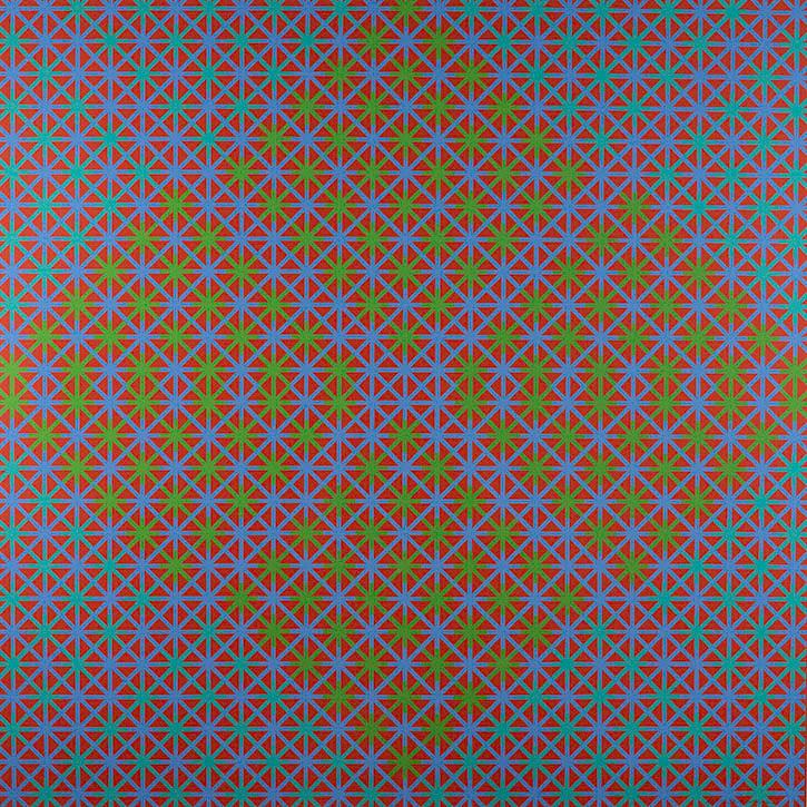 Richard Anuszkiewicz, Composition I, 1965