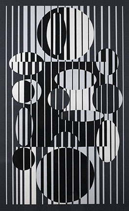 Victor Vasarely, Untitled, 1966