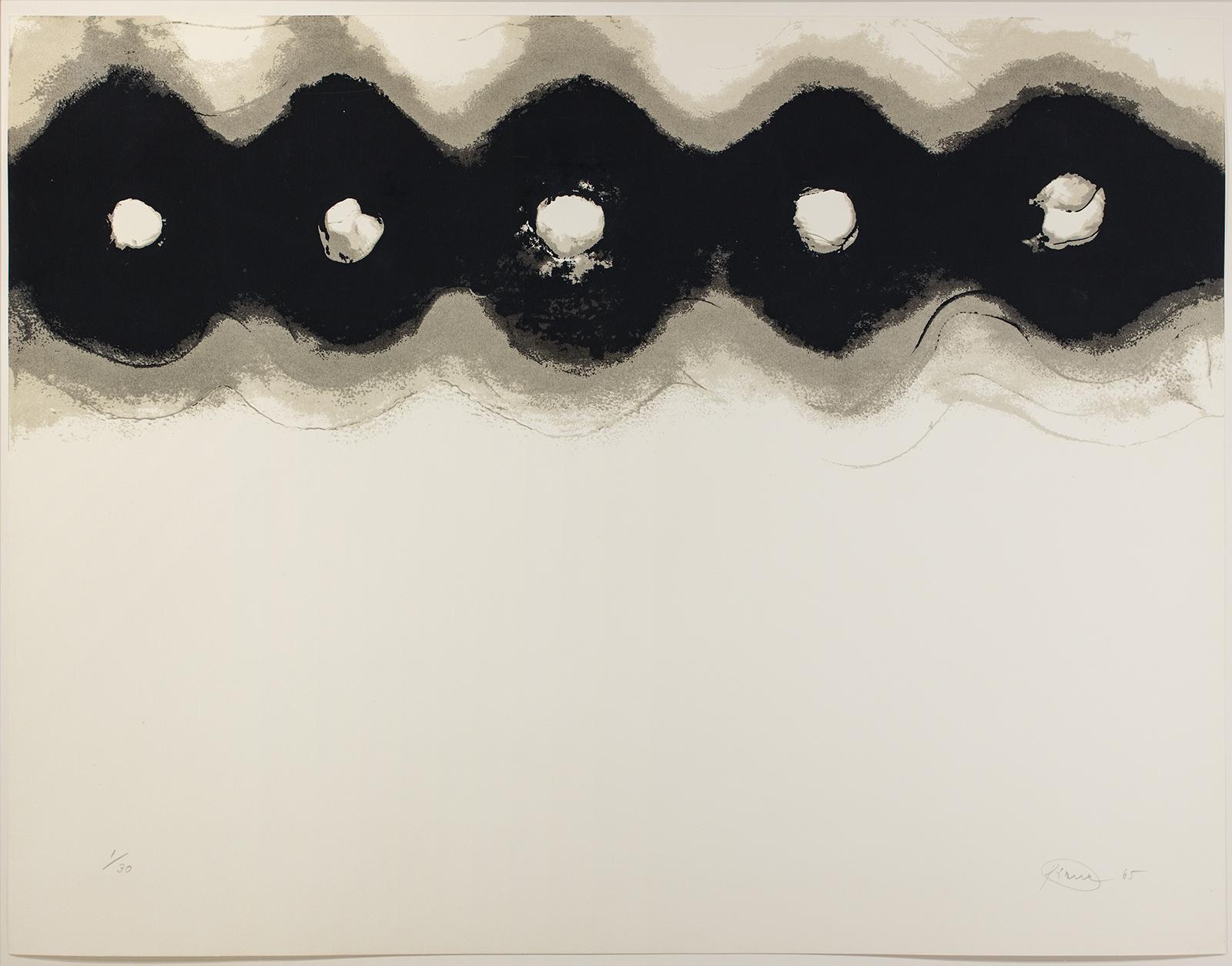 Otto Piene, Untitled, 1965